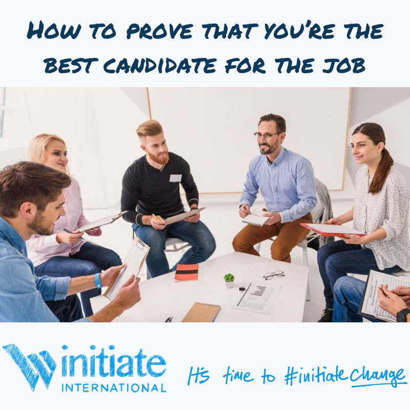 why do you think you are the best candidate