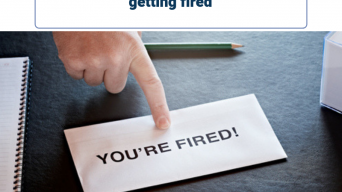 3 Things you should never do after getting fired
